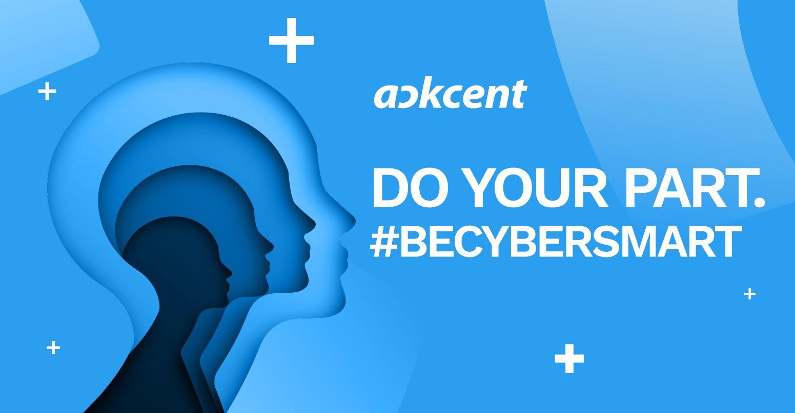 Ackcent joins Cybersecurity Awareness Month