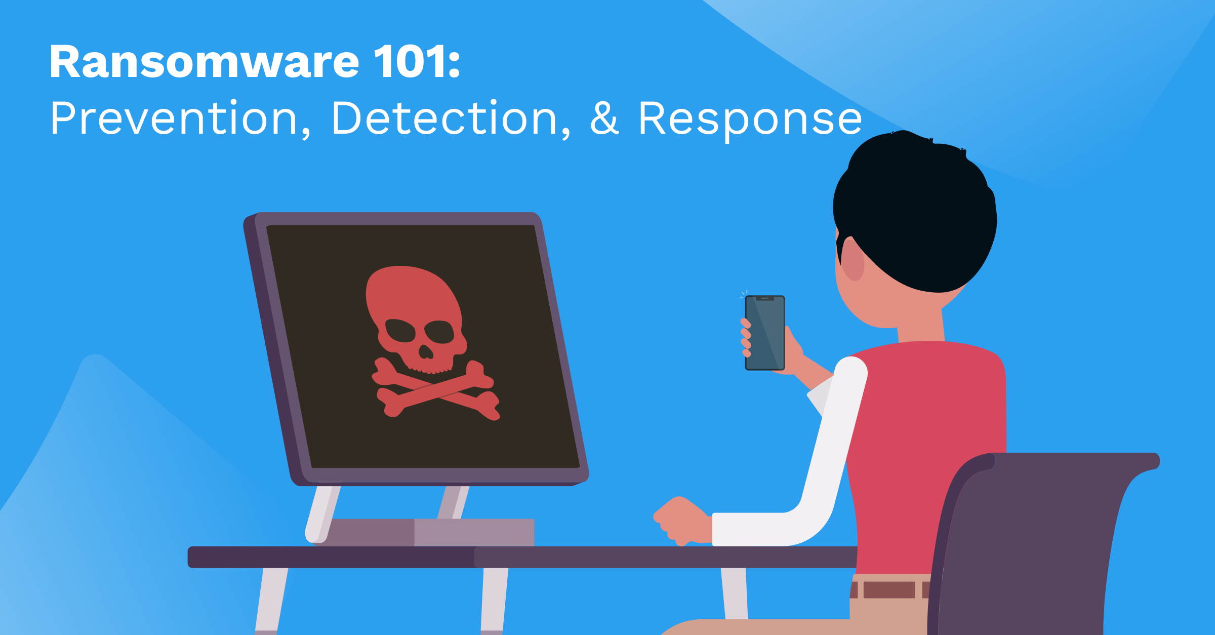 Ransomware 101: How to Prevent, Detect, and Respond to a ransomware attack