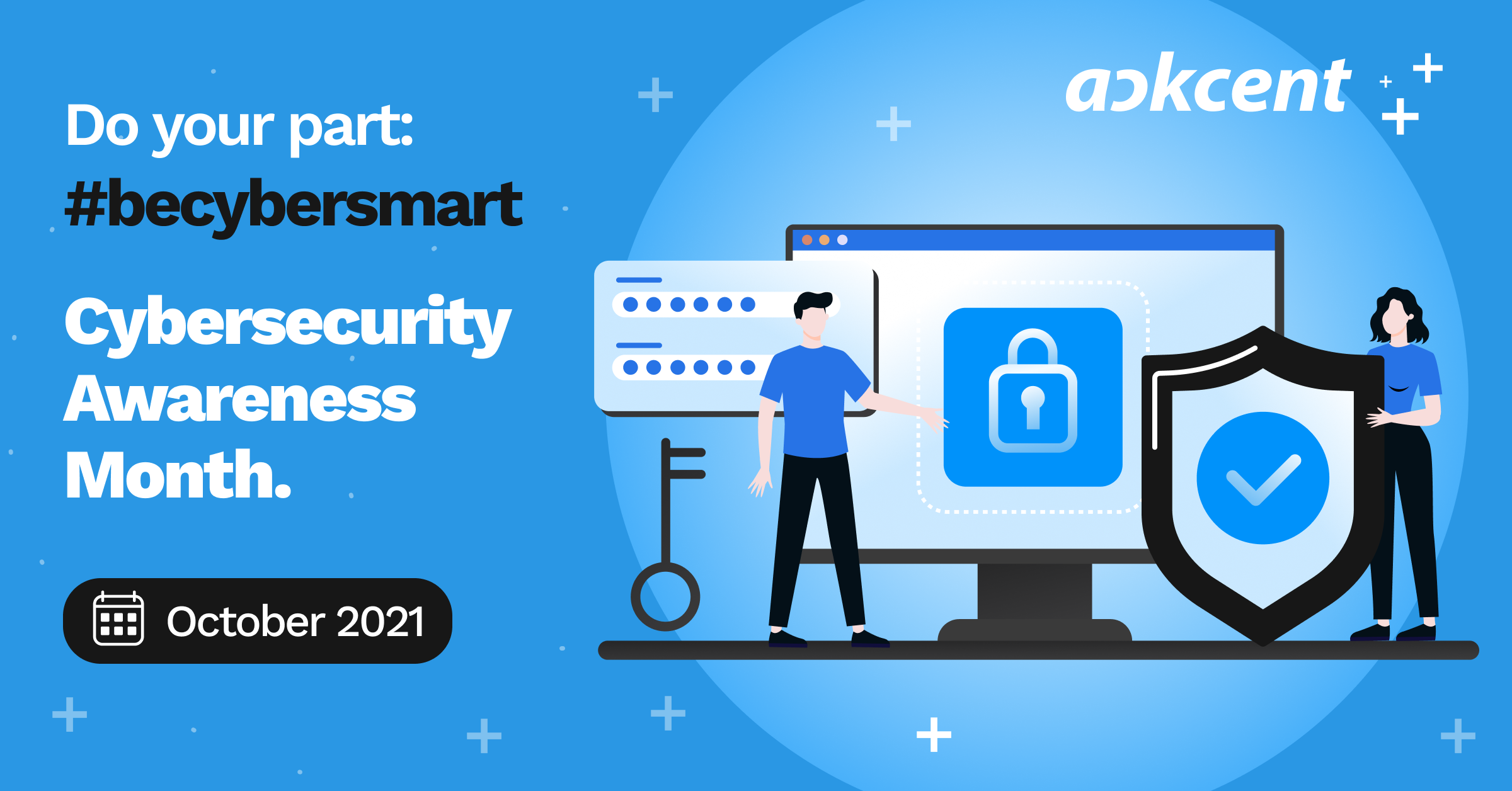 October is here, and that means Cybersecurity Awareness Month!