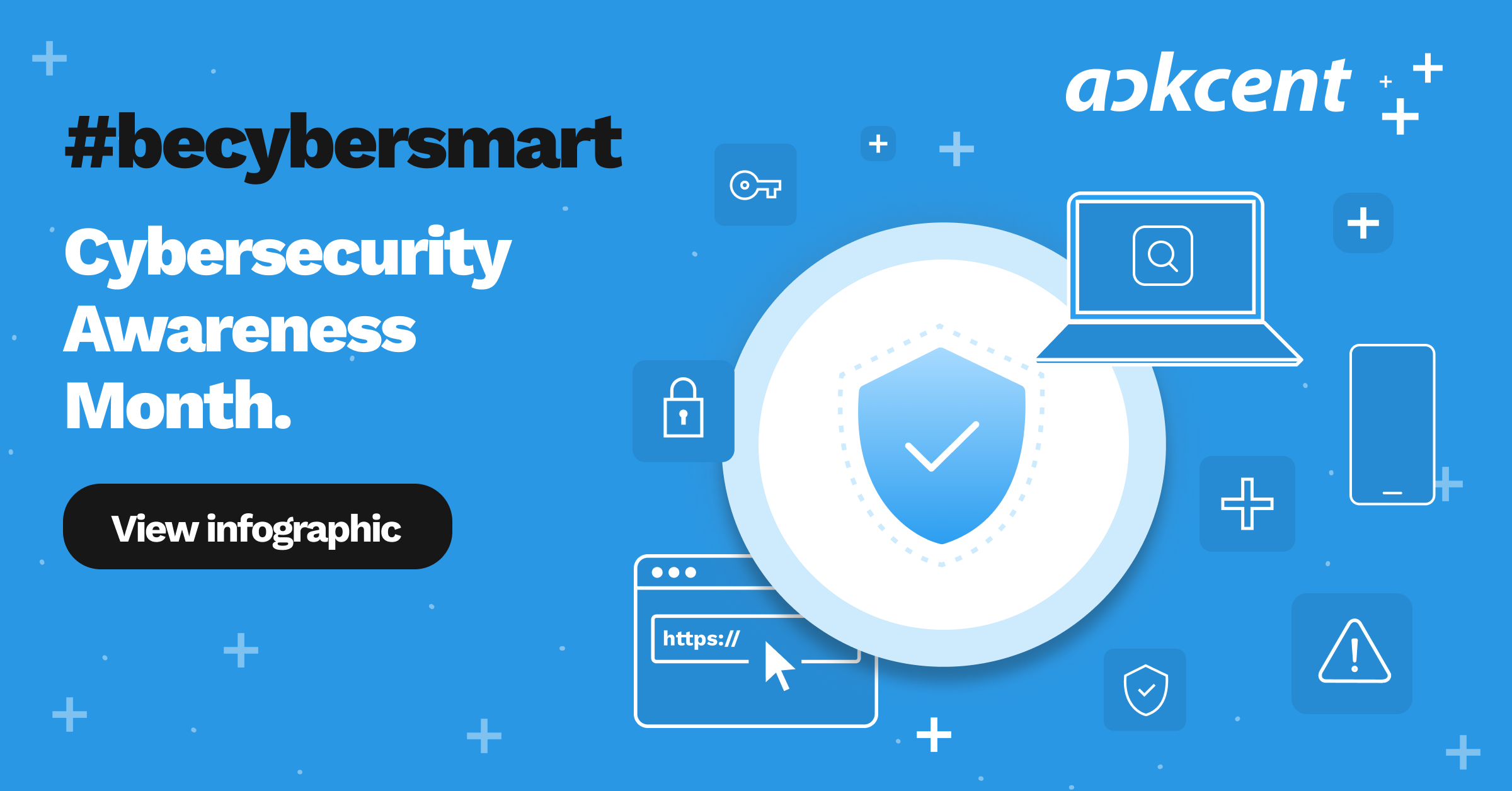 Infographic: Be Cyber Smart